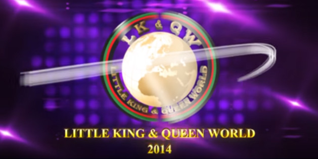 Little King and Queen World – 2014