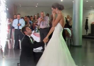 Сватбата на Жасмина и Йордан – край