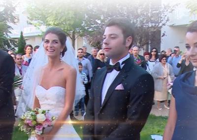 Сватбата на Жасмина и Йордан – Начало